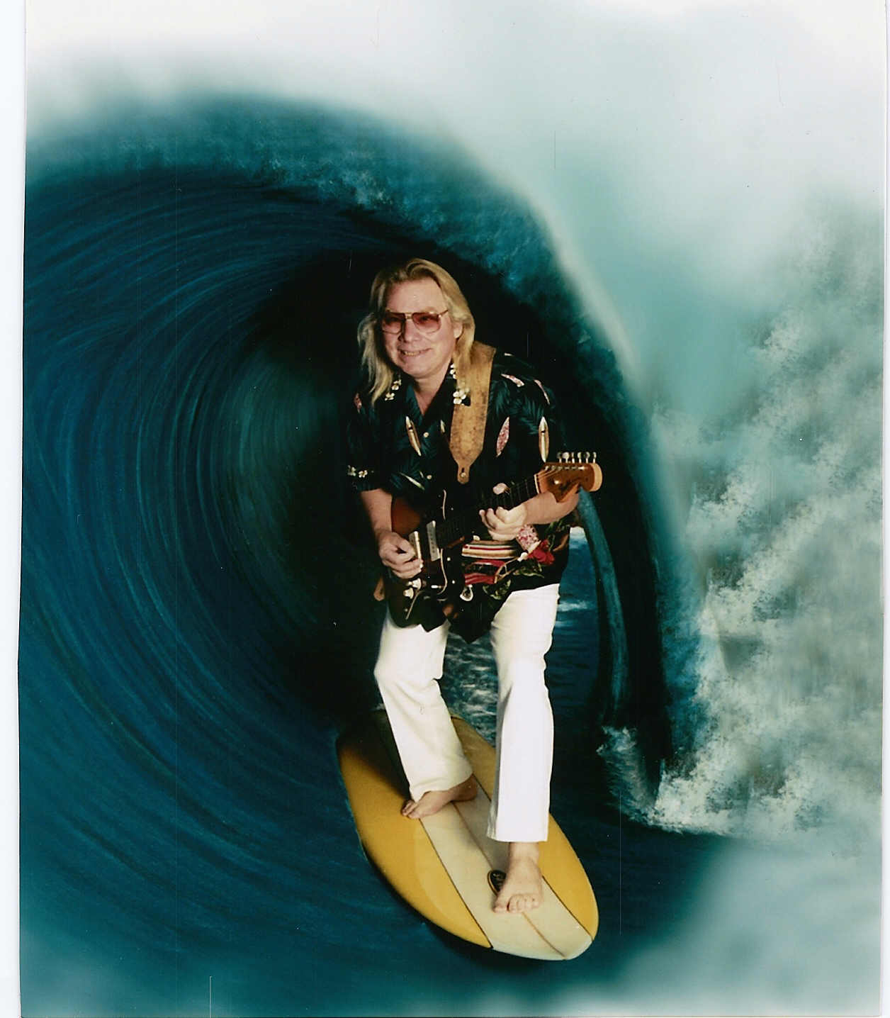 Merrell Fankhauser Rockin' and Surfin', 2005